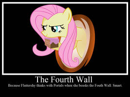 The Fourth Wall Motivational by Vorstriem