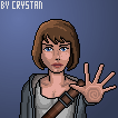 Life is Strange - Max Pixel Avatar by Crystan-SeaAge