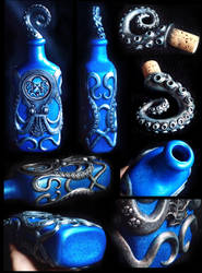 Undertow Vigor Bottle - Bioshock: Infinite by p4ndor4TheBox