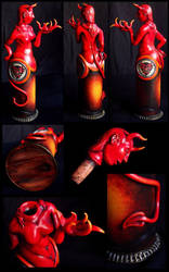 Devil's Kiss Vigor Bottle (2nd attempt) by p4ndor4TheBox
