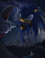 Sonic Boom Run by ShockRabbit