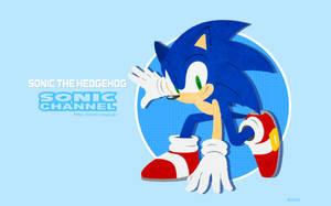 Sonic Channel 2017 by ShockRabbit