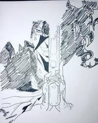 Alucard  by Fcknslaughter