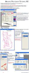 Photoshop Tutorial V.2 by etuix