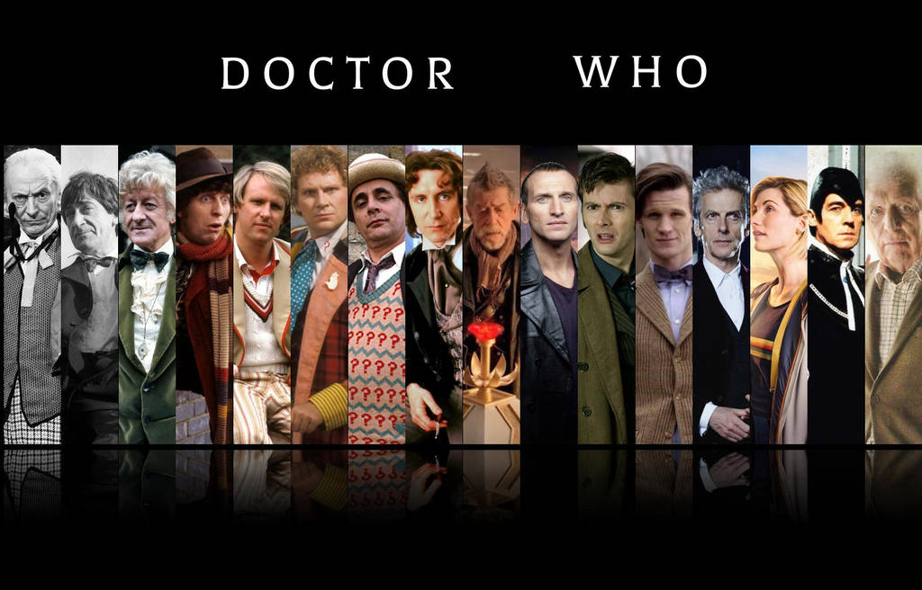 DOCTOR WHO by darkwoon