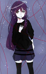 Yukina by Nevereverlandy