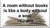 Room Without Book Stamp by StirFryKitty