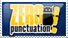 Zero Punctuation 02 Stamp by StirFryKitty