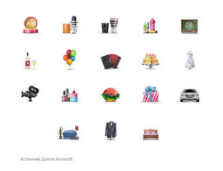 icons set 3 by Numicor