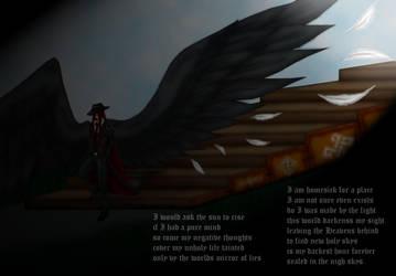 Fallen Angel Hao-the path from heaven by Haoxannaxyoh