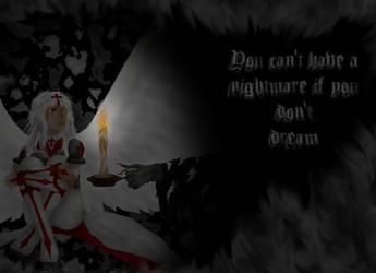 Angel Jeanne-Inner world by Haoxannaxyoh