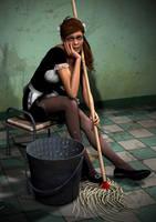 Emily Lockwood - Maid 04 by perilsofdawn