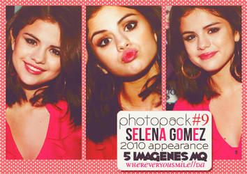 Photopack #10 - Selena Gomez. by whereveryousmile