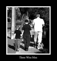Three Wise Men by Artemis-the-phoenix