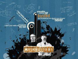 mythbusters by thekustomizer