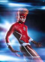 Flash DC Comics by GraysonFin