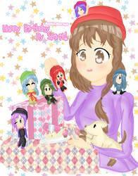 Happy Birthday Ry Spirit! by AqilahMarsya