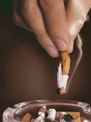 Don't Smoke by roweig