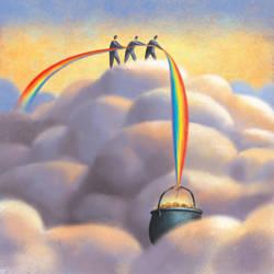Rainbow by roweig