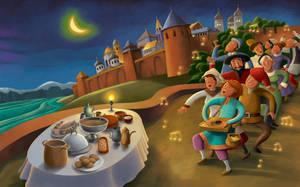 Sadko - Party by roweig