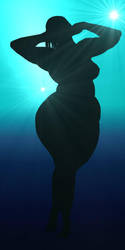 Silhouette 02 by drawingblue112