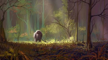 Forest by RomanRazgriz