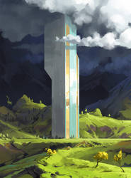 Tower by RomanRazgriz