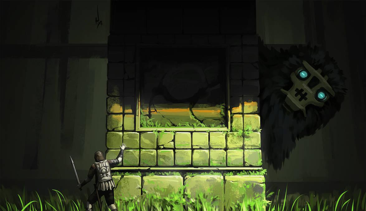 hide and seek by RomanRazgriz
