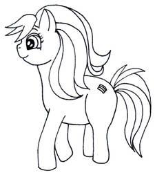 Pony by LadyMalande