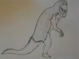 COTW#23The Letiche  Aka Honey Island Swamp Monster by Trendorman