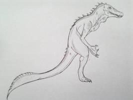 COTW#35: Gatorman. by Trendorman