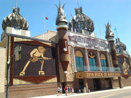 Went to the corn Palace. by Trendorman