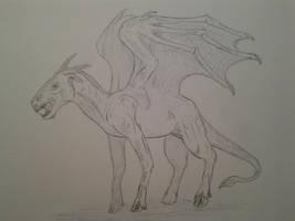 COTW#79: The Jersey Devil Redrawn by Trendorman