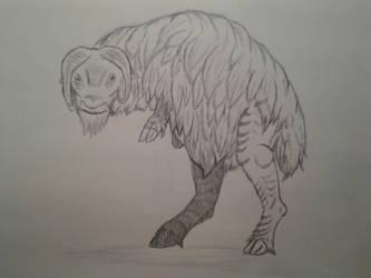 COTW#110: Sheepsquatch by Trendorman