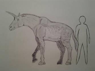 COTW #116: Unicorn by Trendorman
