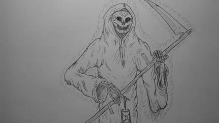 COTW#120: The Grim Reaper by Trendorman