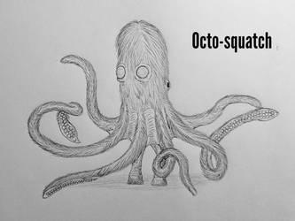 COTW#203: Octo-Squatch by Trendorman