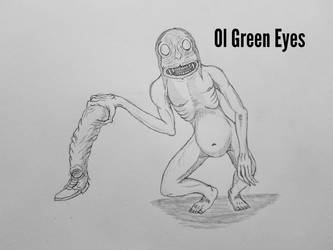 COTW#204: Ol Green Eyes by Trendorman