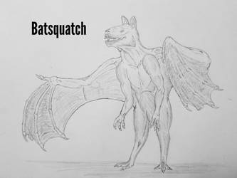 COTW#205: Batsquatch by Trendorman