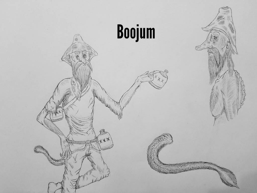 COTW#206: Boojum by Trendorman