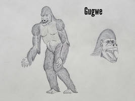 COTW#212:The Gugwe by Trendorman