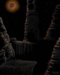 Dead Star Sanctum by N23