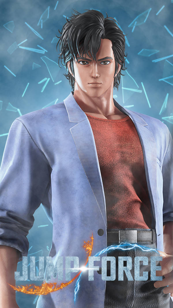 Image result for jump force ryo saeba