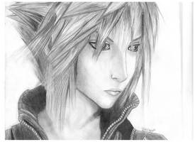 Cloud Strife by J2theD