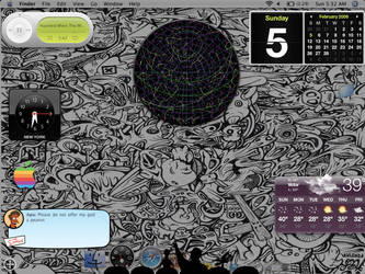 static misery desktop by CiRcUsSpiDeR
