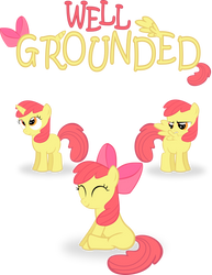 Well Grounded by OceanBreezeBrony