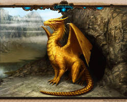 Racial Wars: Golden Dragon by telthona