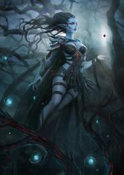 Spirit Hunt by telthona