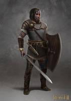 Total War: Rome II - Inceni Champion by telthona