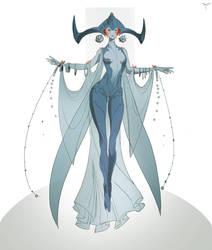 Goddess by telthona